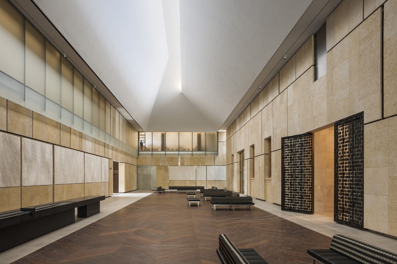 Gallery Of The Barnes Foundation Tod Williams Billie Tsien 10