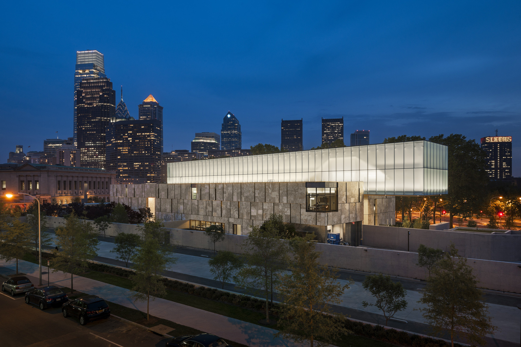 The Barnes Foundation / Tod Williams + Billie Tsien, © The Barnes Foundation