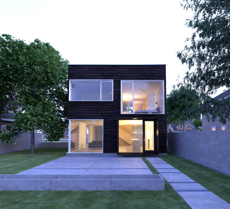 INFILL / D/O Architects, Courtesy of John Dwyer Architect