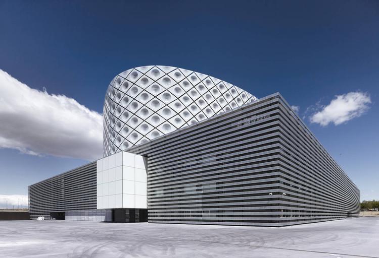 Rey Juan Carlos Hospital / Rafael de La-Hoz, © Alfonso Quiroga