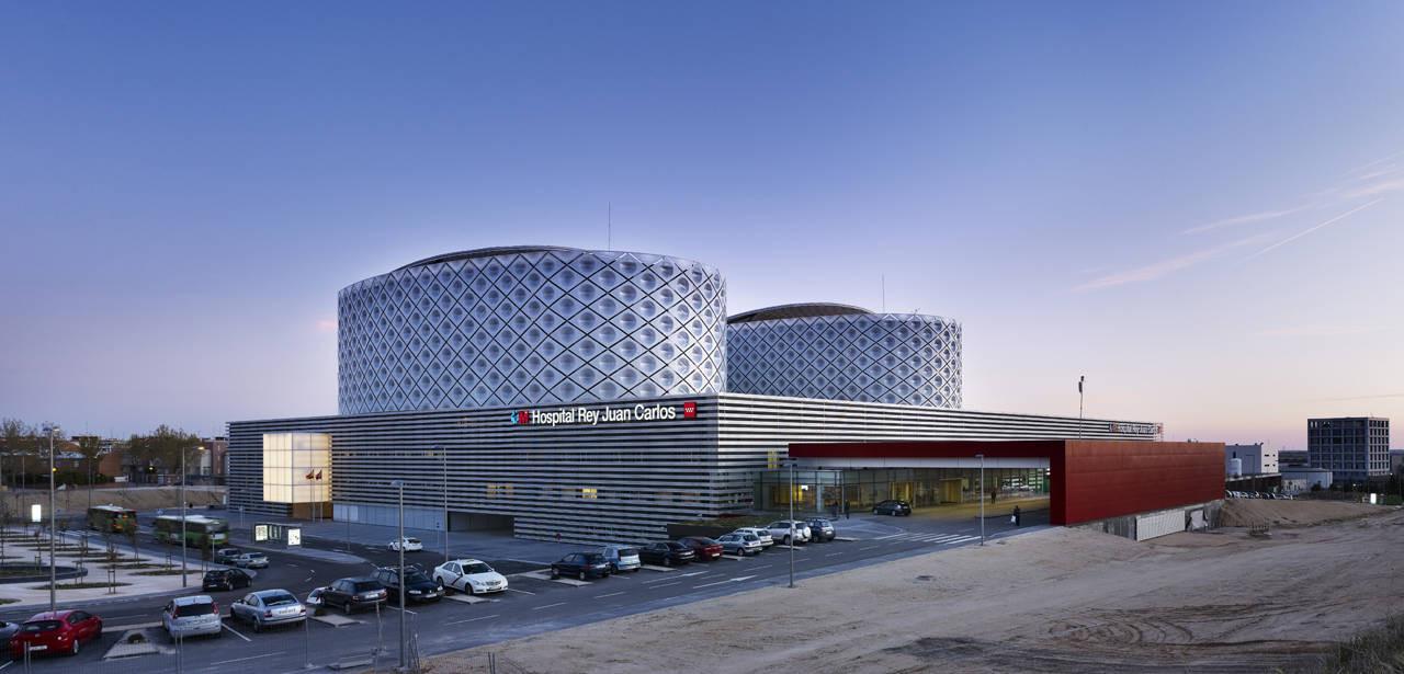 A hospital where a matrix can be established 8