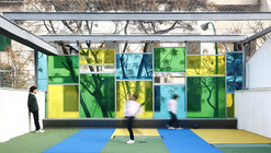 Chromatic Play / Juana Canet Arquitectos