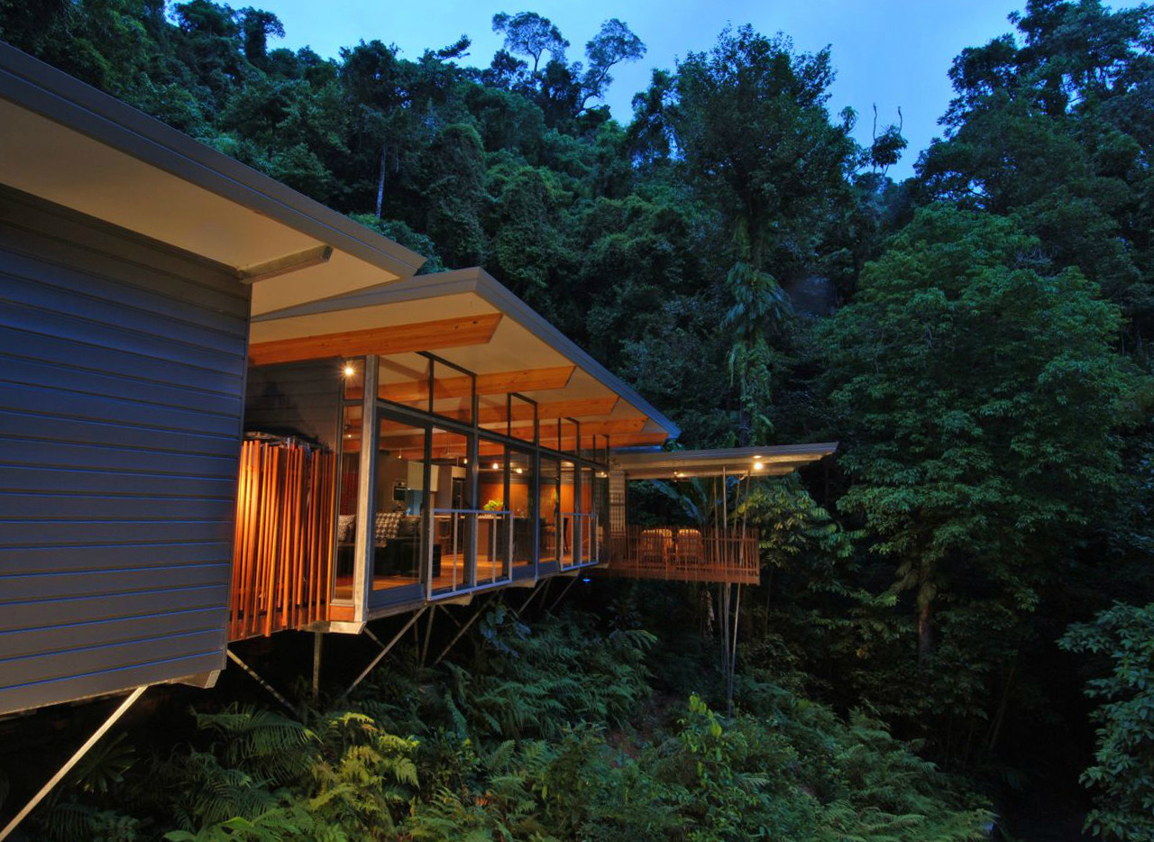 HP Tree House / mmp Architects