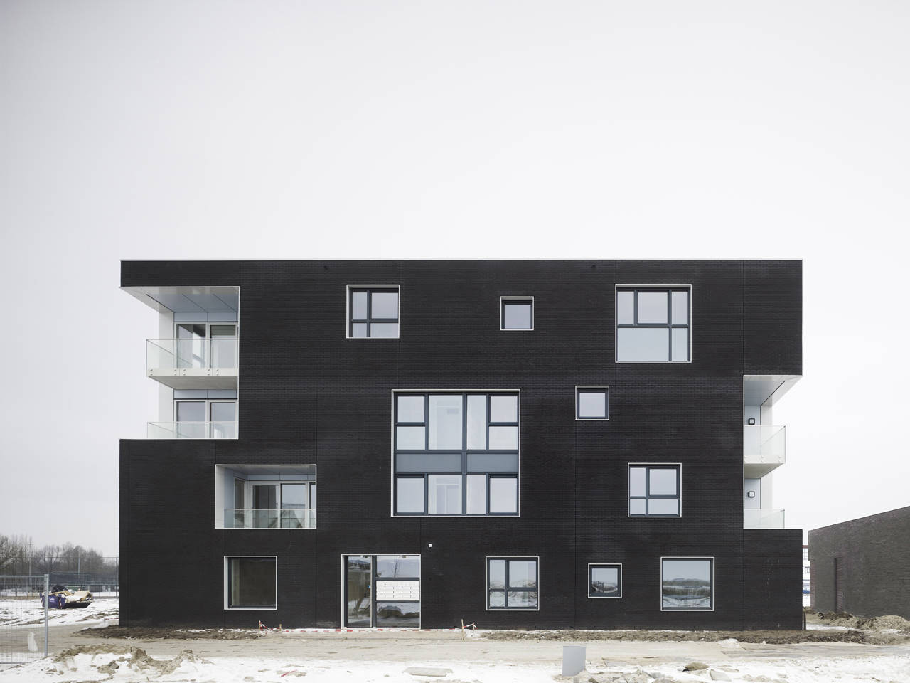 29 Apartments in Blaricum / Casanova & Hernandez Architects, © Christian Richters