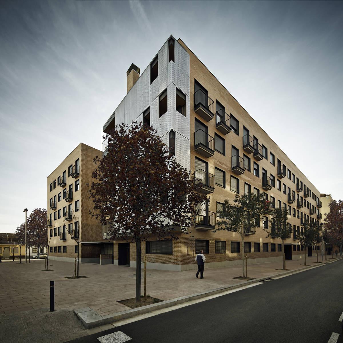 Social Housing Bon Pastor / SVArquitectura, © Jordi Surroca