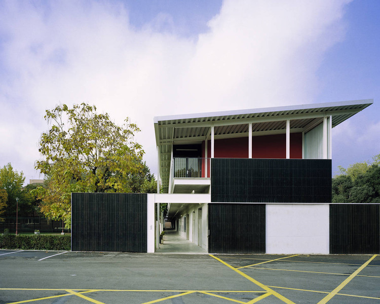 Garrotxa Secondary School / SVArquitectura, © Beat Marugg