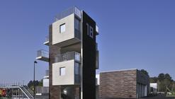 Sapeurs Pompiers de la Baule-Guerande / DDL architectes + Lorient - Agence Bohuon Bertic Architectes