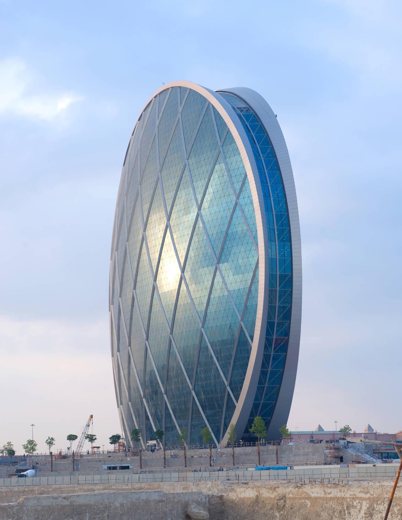 Al Dar Headquarters / MZ Architects   ArchDaily