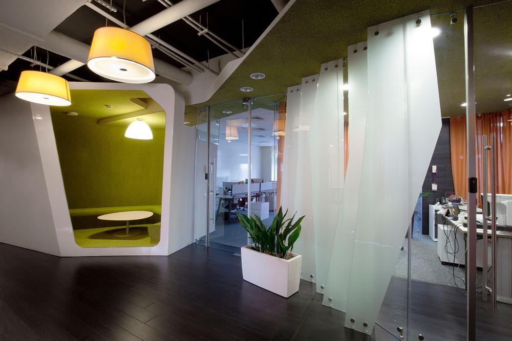 Kazan Yandex Office / za bor Architects, © Peter Zaytsev
