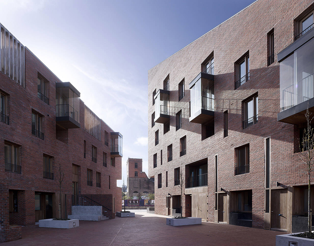 timberyard social housing o u0027donnell tuomey architects archdaily