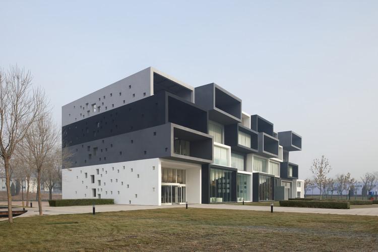Pixel in Beijing Modelroom / SAKO Architects, © Misae HIROMATSU