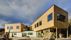 Malbaie VI Maree Basse / MU Architecture