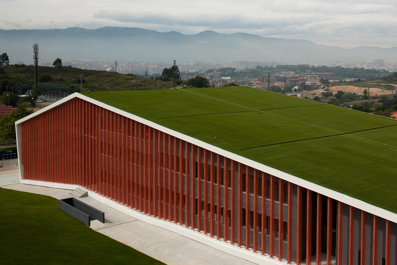 Teacher Training College / ACXT, © Aitor Ortíz