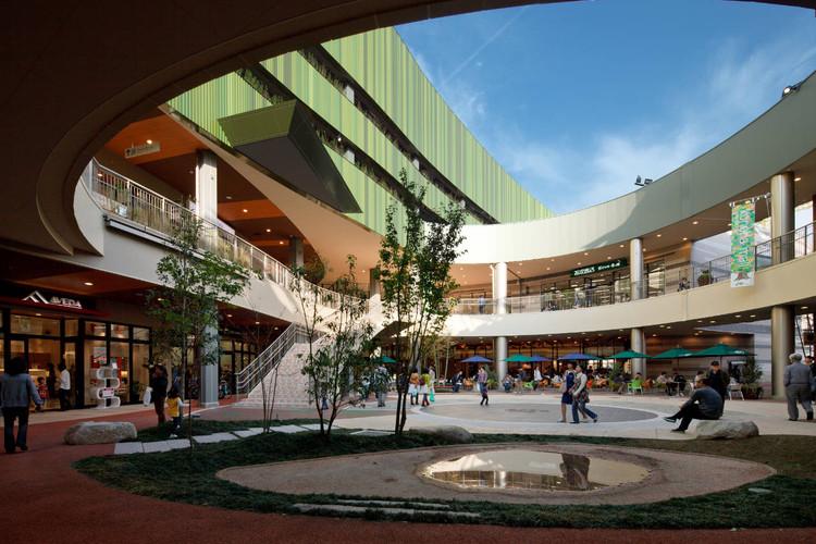 Hashimoto Konoha Mall / Jerde, © Hiroyuki Kawano