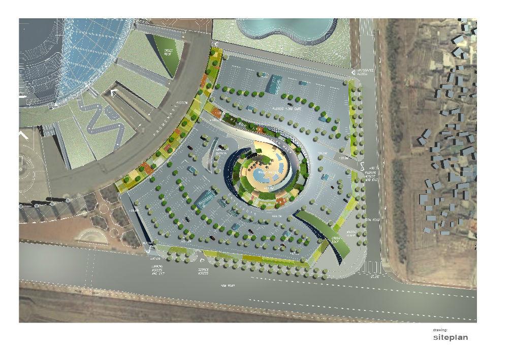 Gallery Of Daegu Color Square Stadium Mall Jerde 26