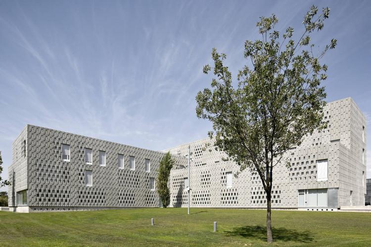 University Campus In Tortosa / Ravetllat-Ribas + Josep Ferrando, © Pedro Pegenaute