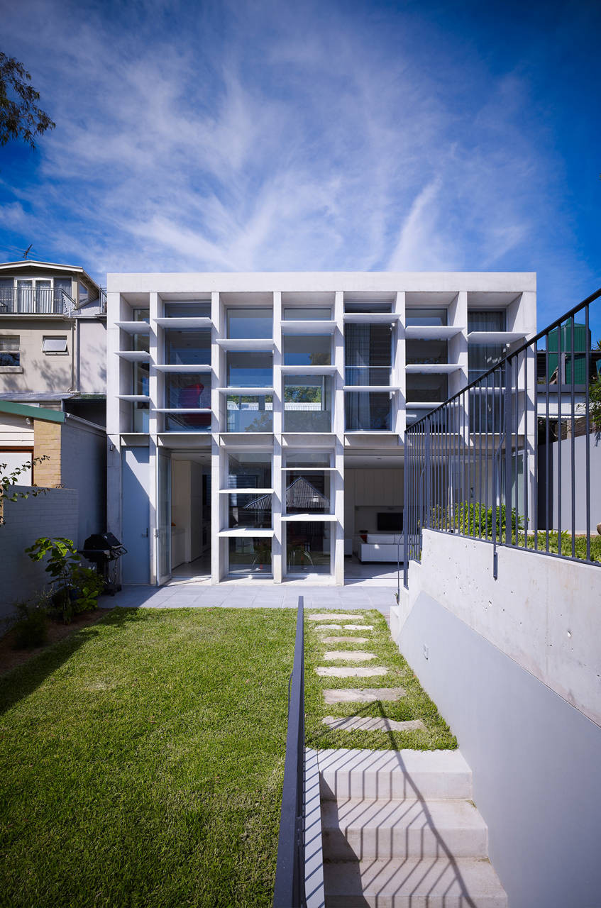 Balmain House / Carterwilliamson Architects, © Brett Boardman