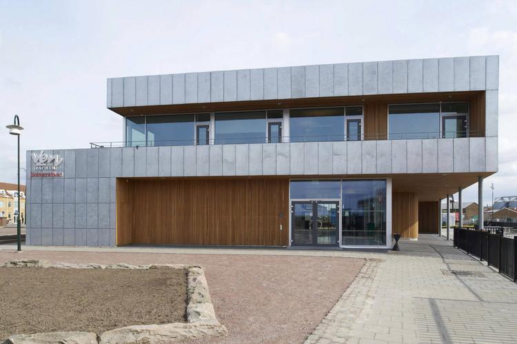 Terminal in Ven / FOJAB arkitekter, © Ole Jais