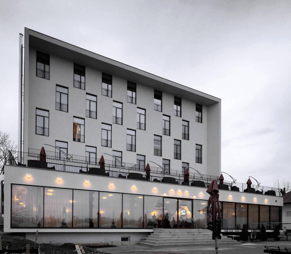 Floreasca Hotel / Manadelucru, © Andrei Margulescu
