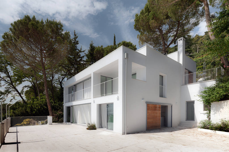 House F / Biasi Bonomini Vairo Architetti, © Marco Zanta