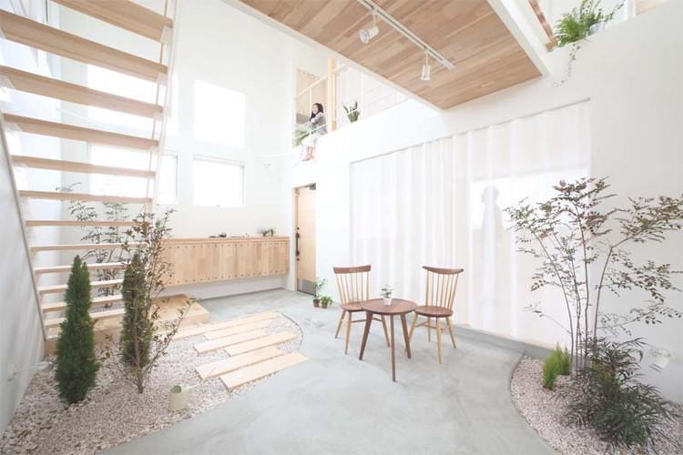 Kofunaki House / ALTS Design Office, © Yuta Yamada/Fujishokai