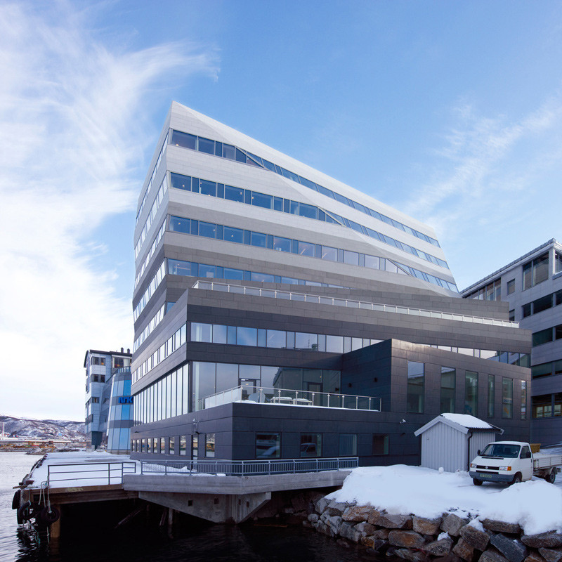 Norwegian Civil Aviation Authority HQ / Space Group Architects, © Jeroen Musch