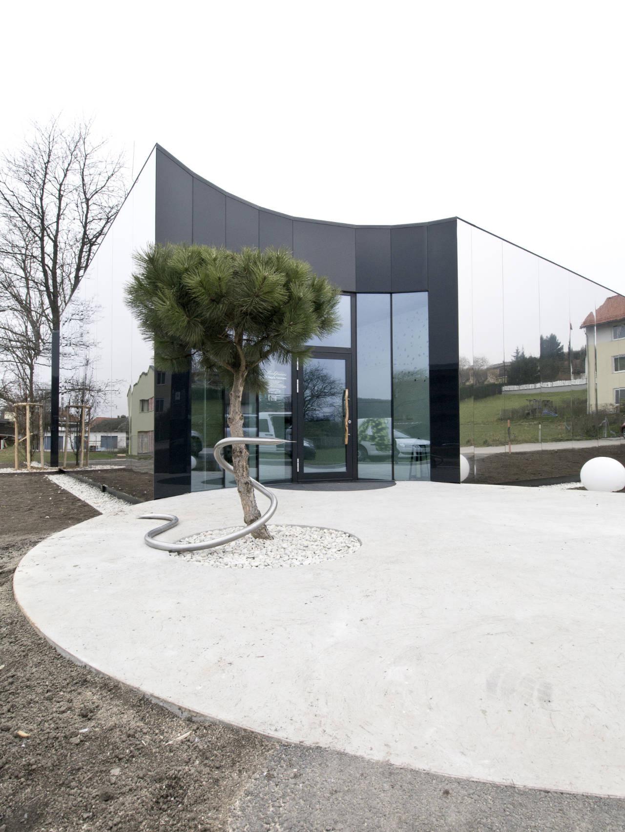PARKPRAXIS / x architekten, © x architekten