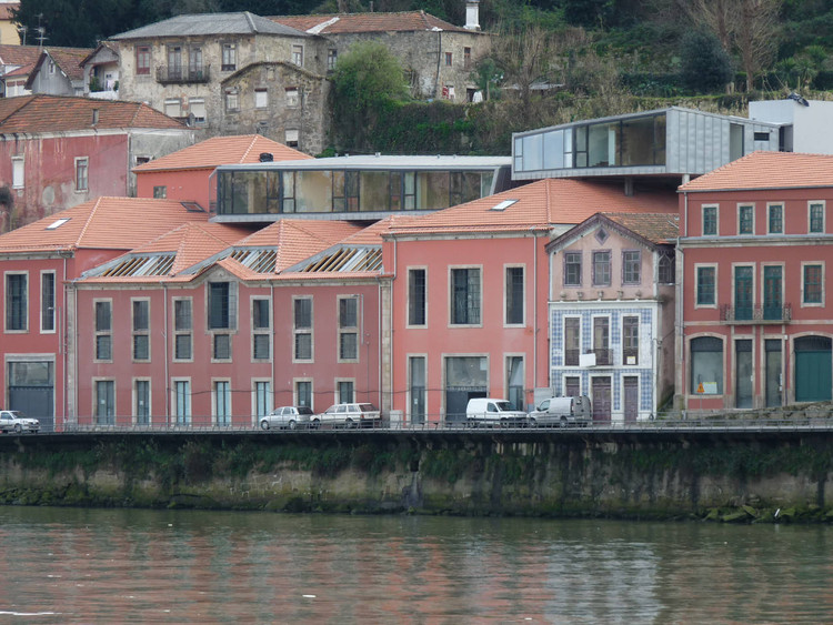 Cais da Fontinha / Alexandre Burmester Arquitectos Associados, Courtesy of  alexandre burmester arquitectos associados