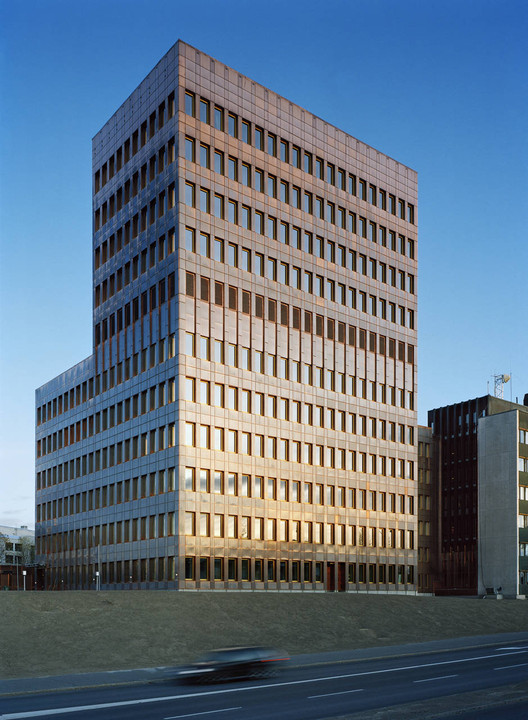 Skelleftea Kraft Office Building / General Architecture, © Mikael Olsson