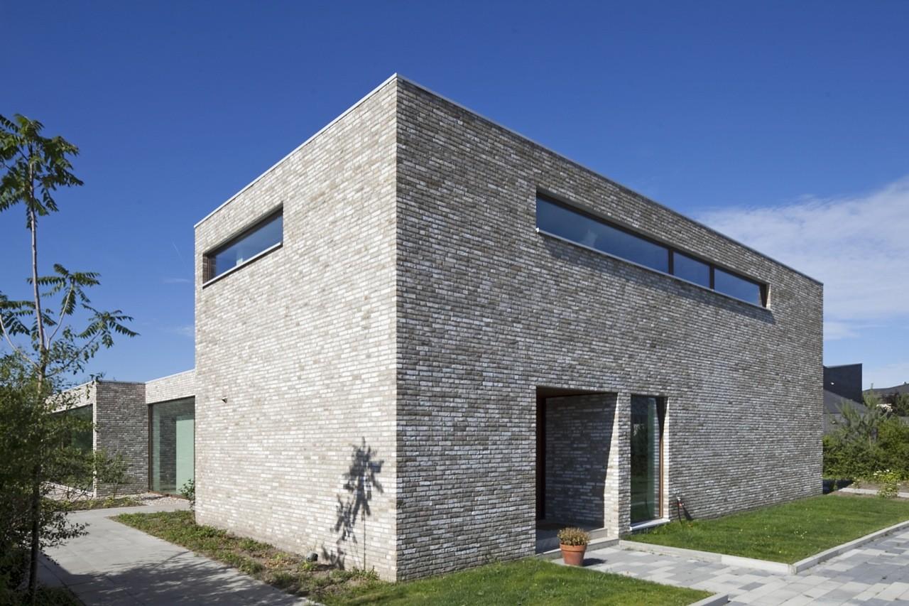 Villa Hendrikx 70f Architecture Archdaily