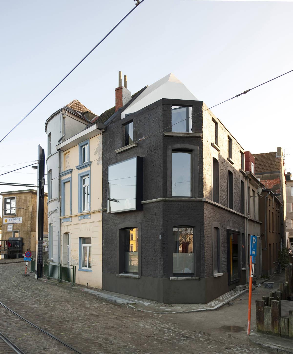 House G-S / GRAUX & BAEYENS architecten, © Luc Roymans