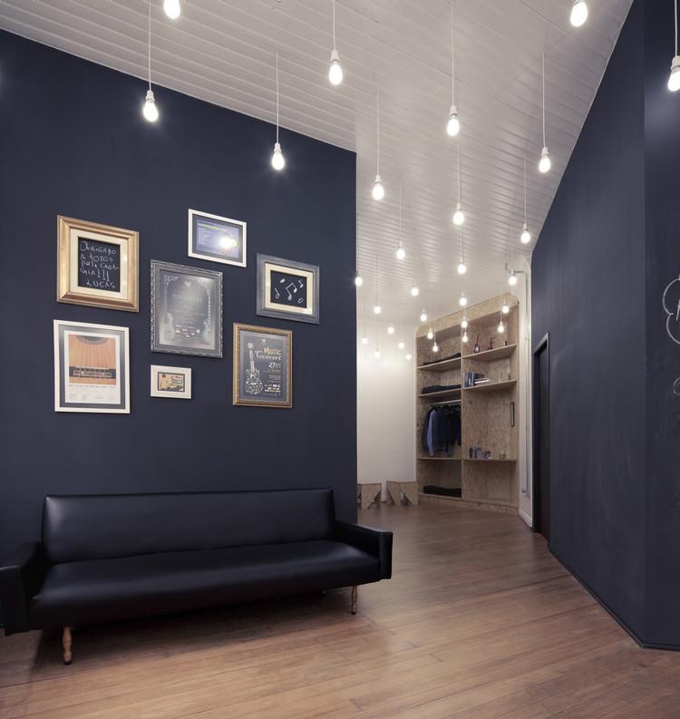 Ecletica Music Center / 0E1 Arquitetos, © Marcelo Donadussi