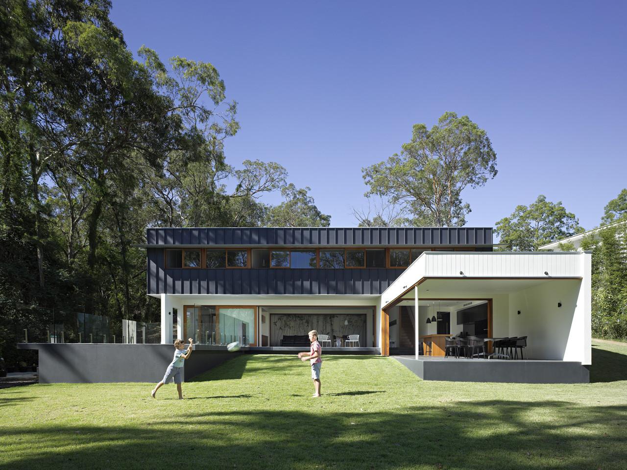 Brisbane Houses Modern House