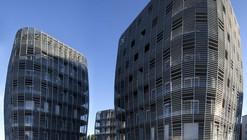 71 council and private flats in Sète / CFA