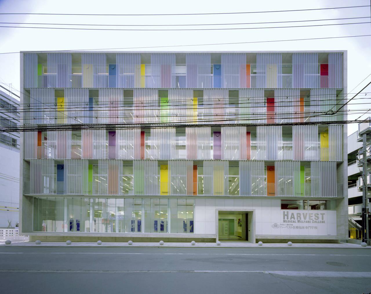 Harvest Medical College / Shogo Iwata, © Yoshihisa Araki