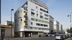 Logements Rue Riquet / François Noël Architectes