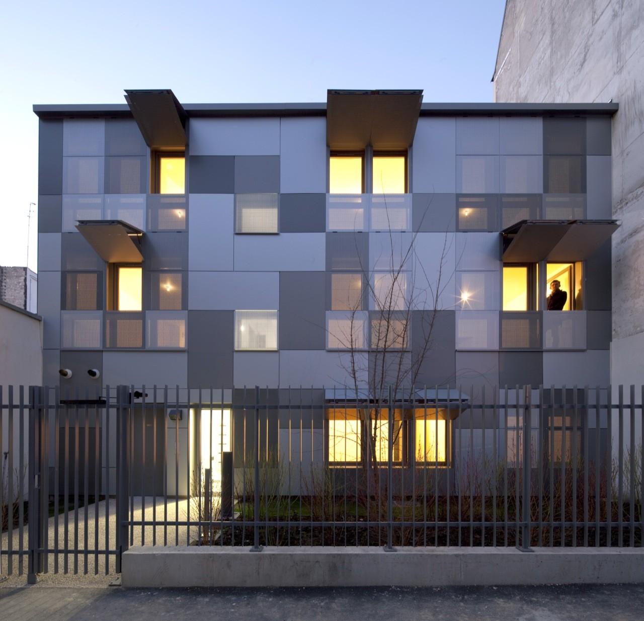 10 Logements Paris / RMDM Architectes, Courtesy of rmdm architectes