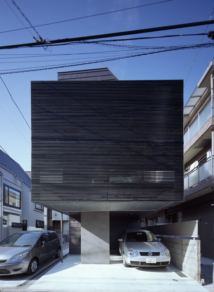 BRUN / APOLLO Architects & Associates, © Masao Nishikawa
