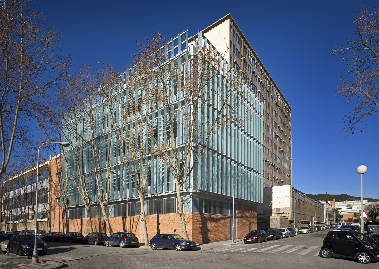 Etseib C' Departamental Building / Ravetllat Ribas Architects, © Roger Casas