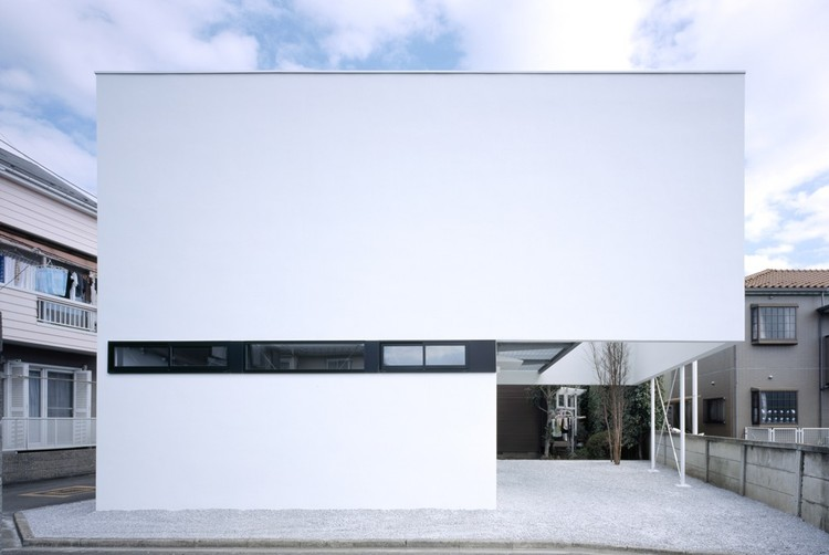 RING / APOLLO Architects & Associates, © Masao Nishikawa
