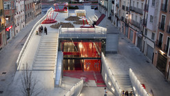 Teruel-zilla / Mi5 Arquitectos  + PKMN [pacman]