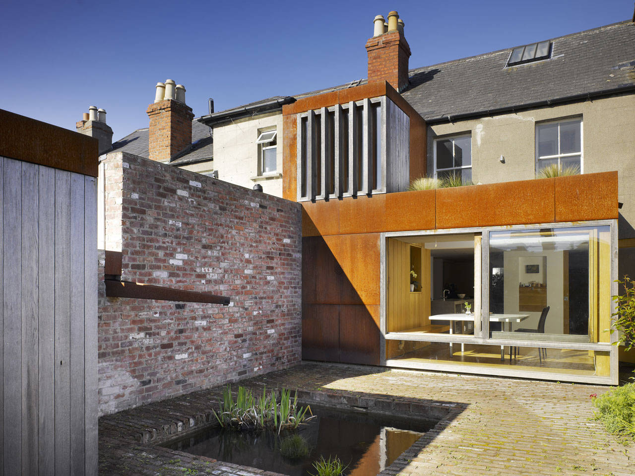 Extension in the Liberties / Donaghy & Dimond Architects, © Ros Kavanagh