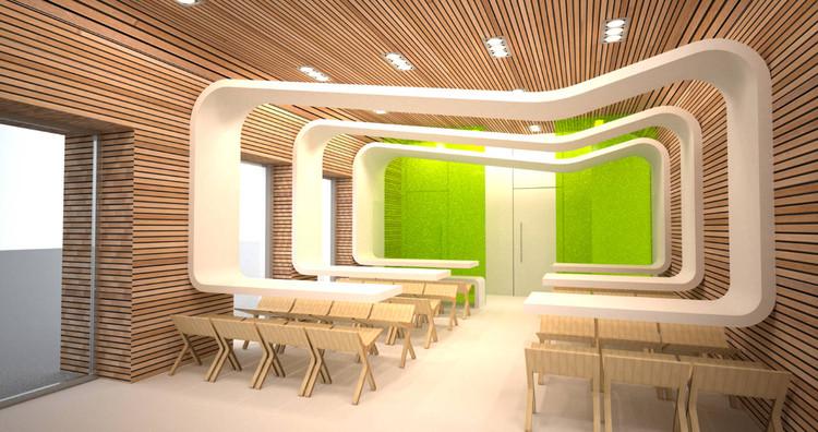 It Me Eco Fast Restaurant / Joanna Pszczółka + Łukasz Brandys, © Joanna Pszczółka