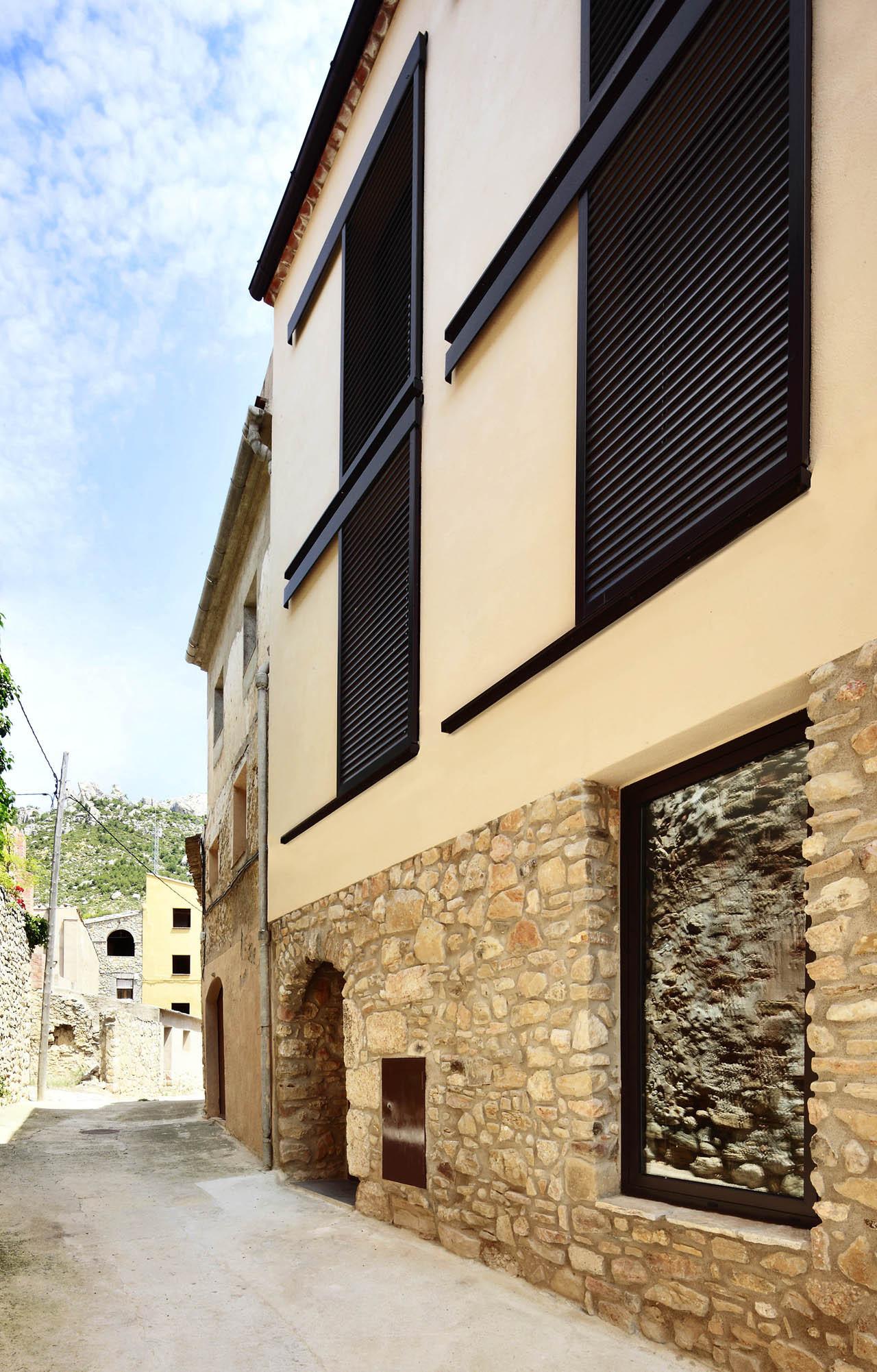 House In La Morena M2arquitectura Scp Archdaily