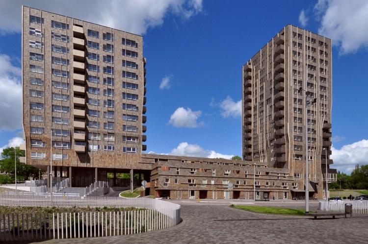 The Twins Science Park / 24H architecture, © Boris Zeisser