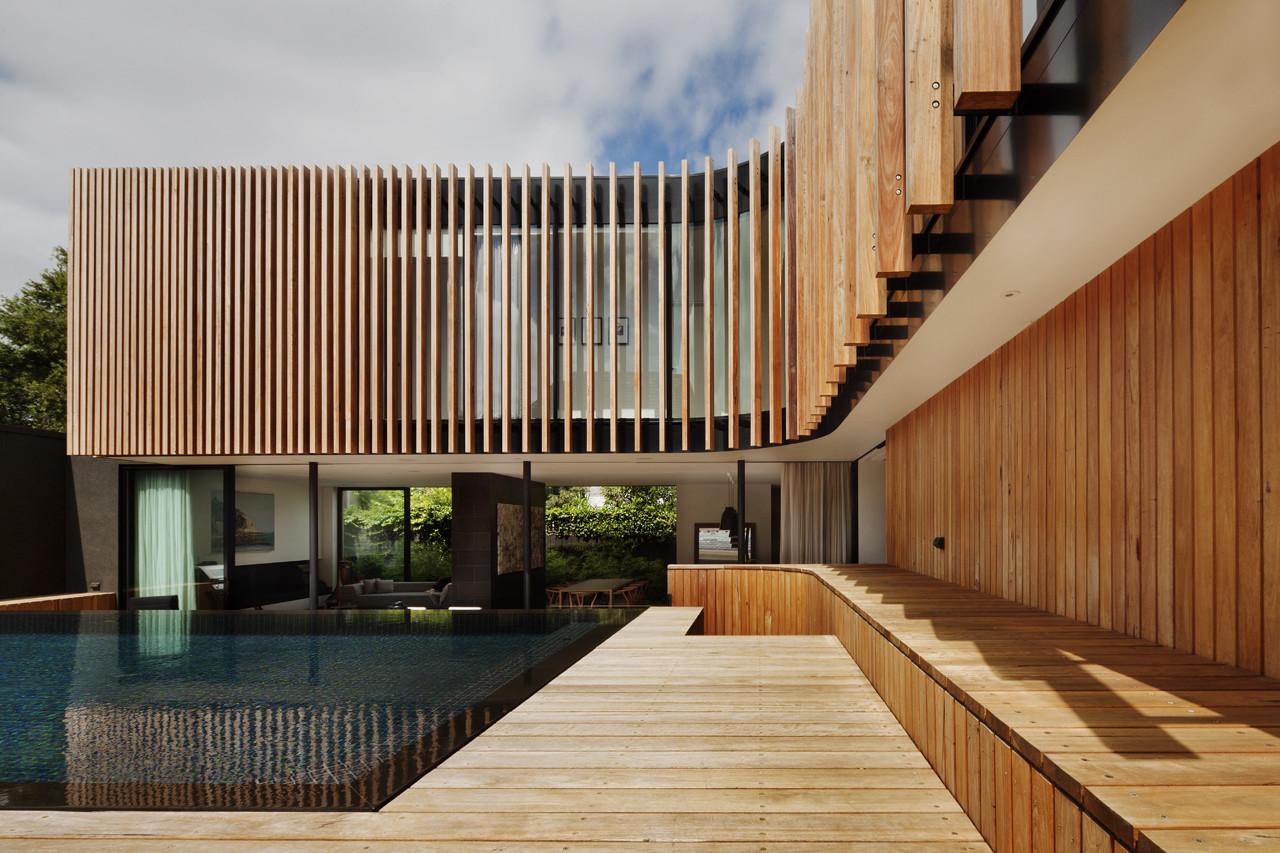 Kooyong Residence / Matt Gibson Architecture, © SMG