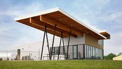 Carroll County Airport Terminal / Modus Studio
