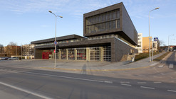 Fire Station in Vilnius / Laimos ir Ginto Projektai