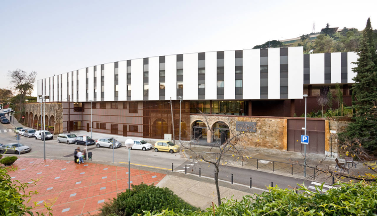 Elderly Residence Mas Piteu / Estudi PSP Arquitectura, © Francisco Urrutia