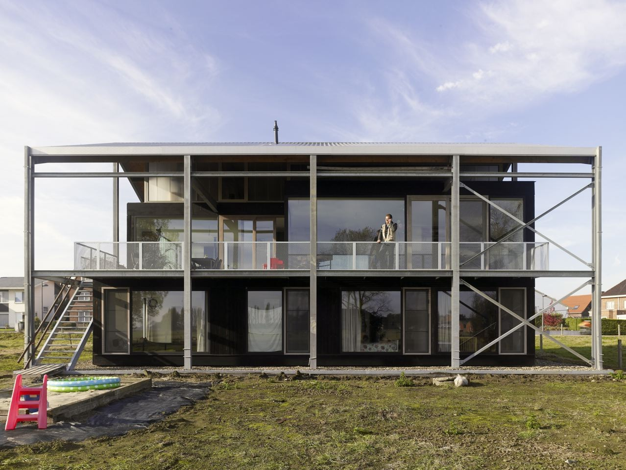Casa Van Colen / Compagnie O Architects